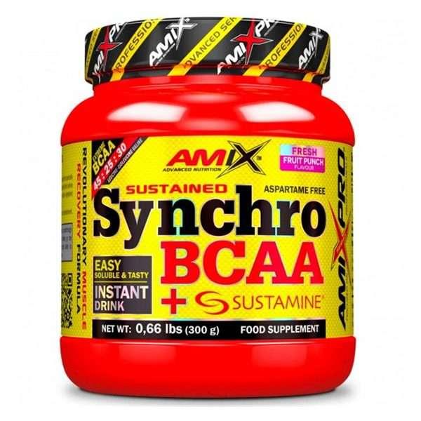 Synchro BCAA + Sustamina 300Gr