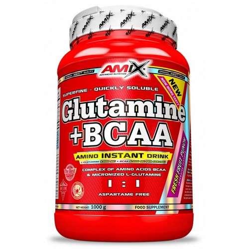 GLUTAMINA+BCAA 1GK