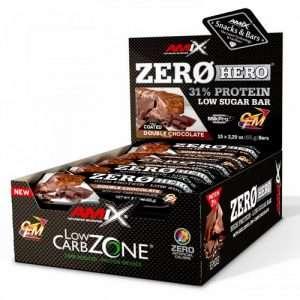 ZERO HERO PROTEIN BAR 15 x 65g