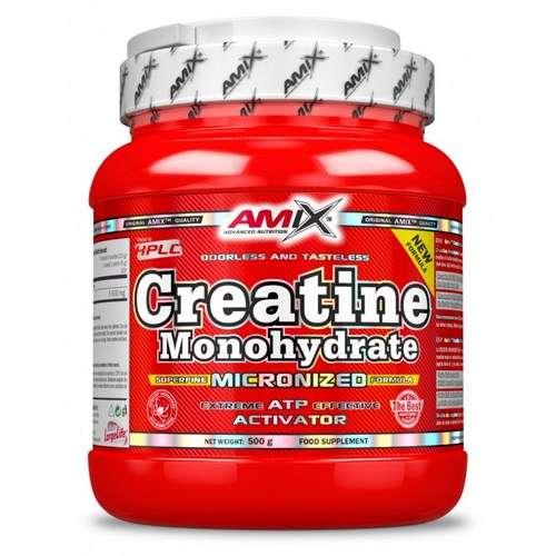 CREATINE MONOHYDRATE 500GR + 250GR GRATIS