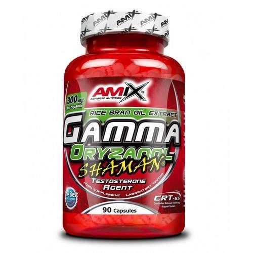 GAMMA ORYZANOL 120 CAPS