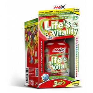 LIFE'S VITALITY 60 TABL