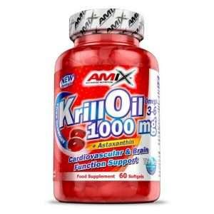 KRILL OIL 1000MG 60 CAPS