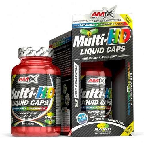 MULTI HD 60 CAPS