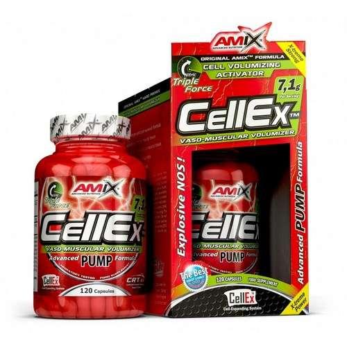 CELLEX 120 CAPS