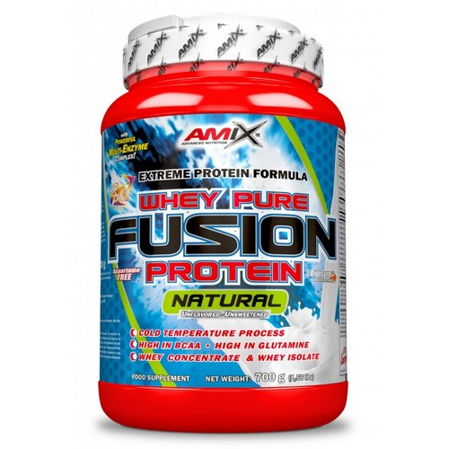 WHEY PURE FUSION 700GR NATURAL