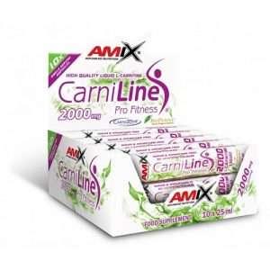 CARNILINE PRO FITNESS 2000 10 x 25ML