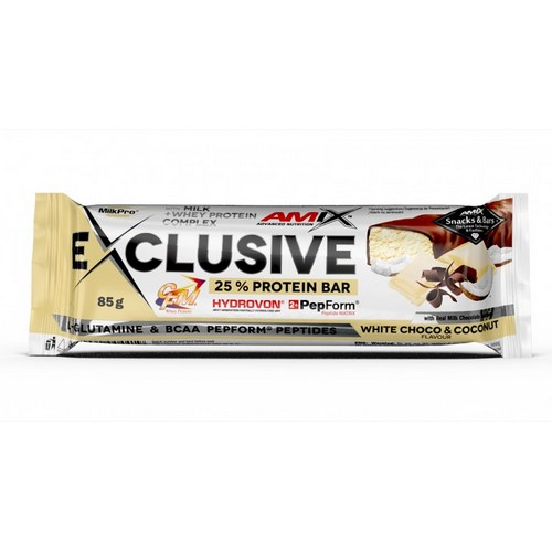 EXCLUSIVE PROTEIN BAR 12 x 85g