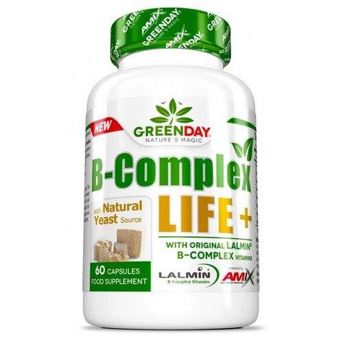 B-COMPLEX LIFE+ 60 CAPS