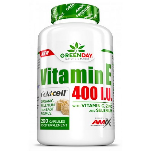 GREENDAY VITAMIN E 200 CAPS
