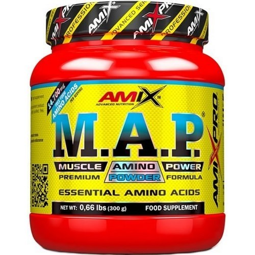 M.A.P. MUSCLE AMINO POWER POWDER 300G NATURAL