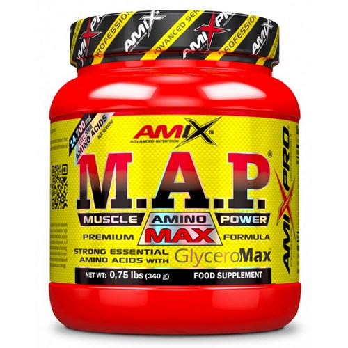 M.A.P. MUSCLE AMINO POWER MAX 340G