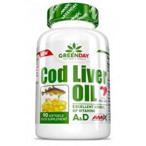 COD LIVER OIL 90 CAPS
