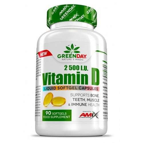 VITAMIN D3 90 CAPS
