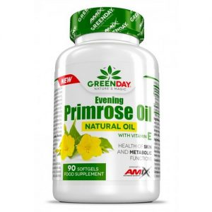 PRIMROSE EVENING OIL + VIT E 90 CAPS