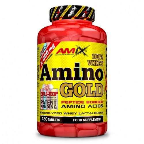 WHEY AMINO GOLD 180 TABL