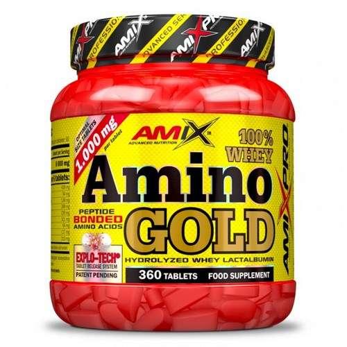 WHEY AMINO GOLD 360 TABL