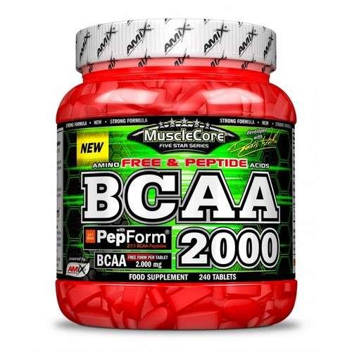 BCAA 2000 240 TABL