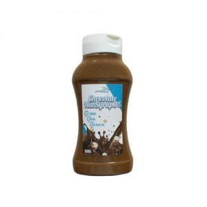 CHOCOLATE SYRUP TASTY 0% 500G CHOCOLATE