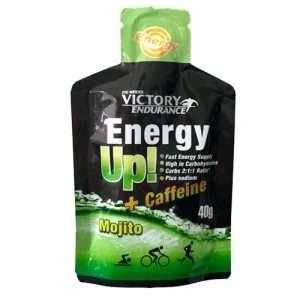 ENERGY UP GEL + CAFEÍNA 40G x 24 UDS