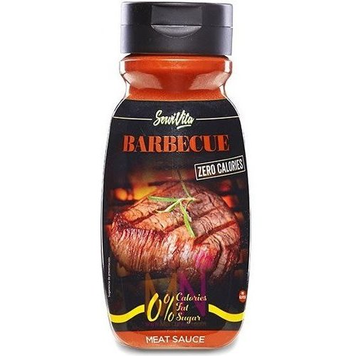 SALSA BARBACOA 0% 320ML