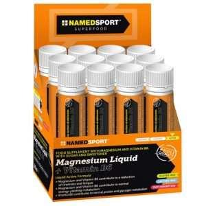 MAGNESIUM LIQUID+VITAMIN B6 20X25ML