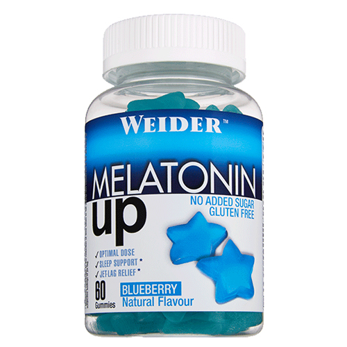 MELATONIN UP 60 GOMINOLAS BLUEBERRY