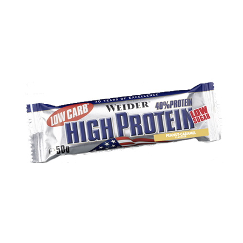 40% PROTEIN LOW CARB BAR 50G