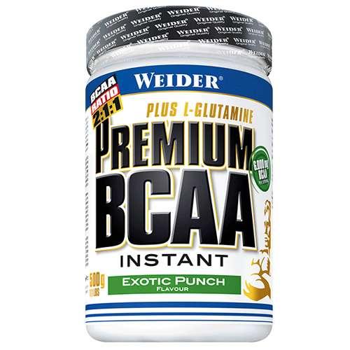 PREMIUM BCAA POWDER 500G