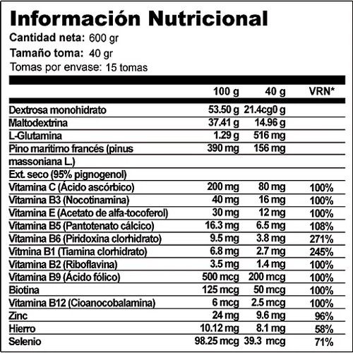 ISOX ISOTÓNICO DRINK 600G