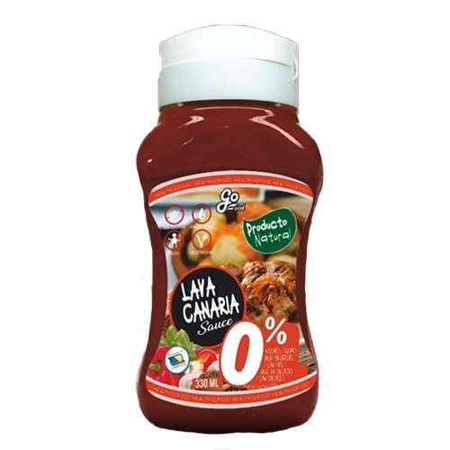 SALSA LAVA CANARIA 0% 350ML