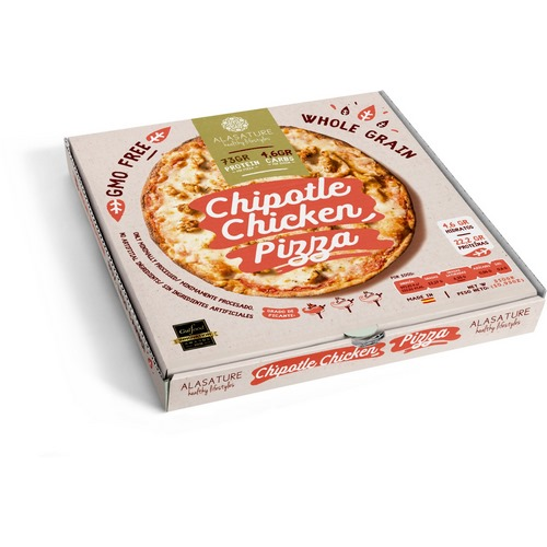 PIZZA POLLO CHIPOTLE ALASATURE