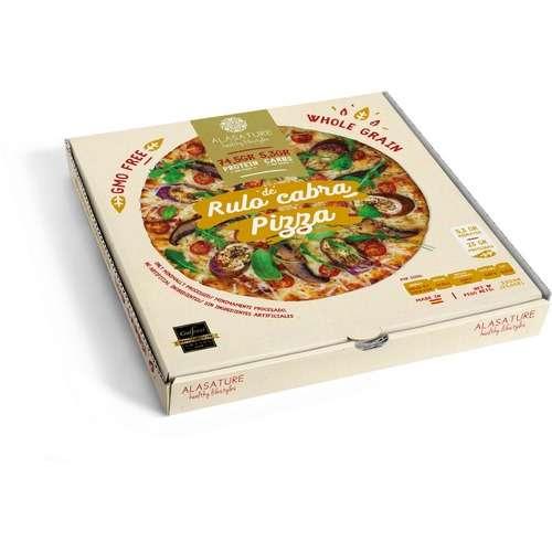 PIZZA RULO DE CABRA ALASATURE