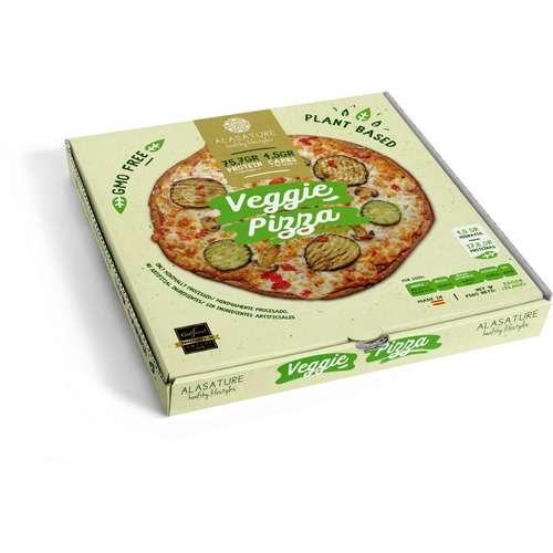 PIZZA VEGGIE ALASATURE